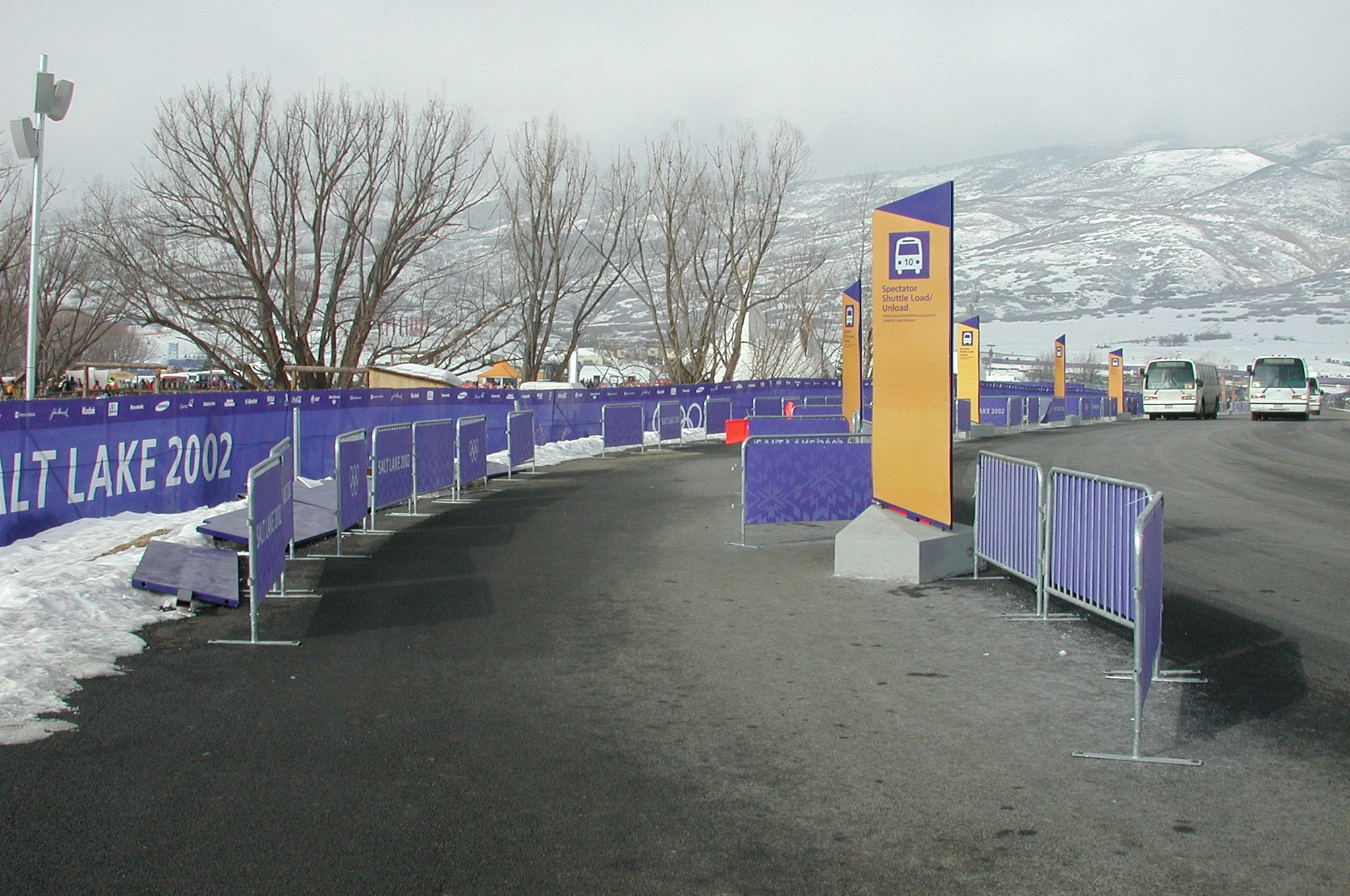 Ally Rental has provided event products to several Olympic games