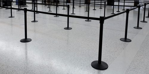 Rent Retractable Belt Stanchions
