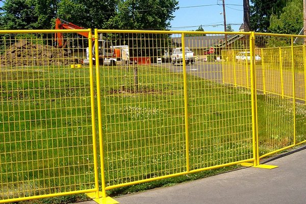 Rent Perimeter Patrol Temporary Fencing For General Construction Rentals
