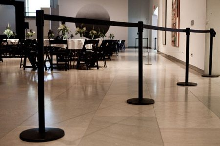 Rent Belt Stanchions For Indoor Queue Line Crowd Control