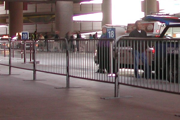 Rent Steel Barriers For Crowd Control And Airport Safety