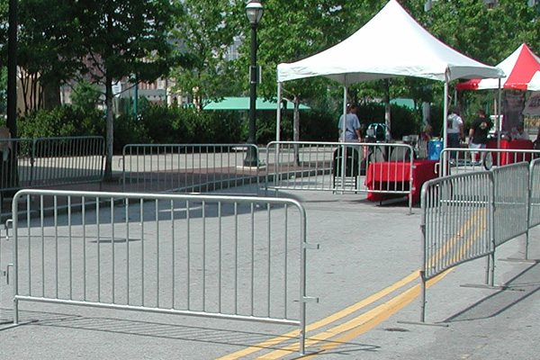 Steel Barrier Rentals At Fairs And Festivals