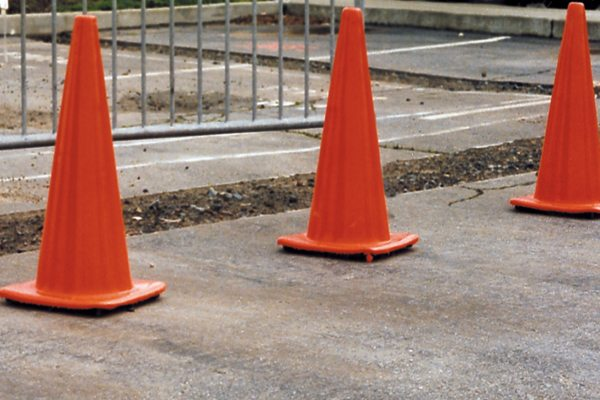 Rent Traffic Cones For Highway And Construction Safety From Ally Rental