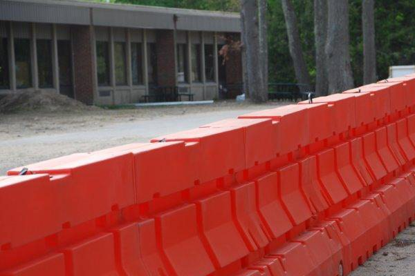 Traffic Construction Barricade Rentals From Ally Rental