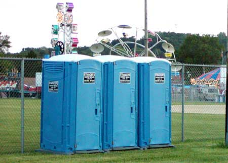 Rent Portable Toilets For Fairs And Festivals