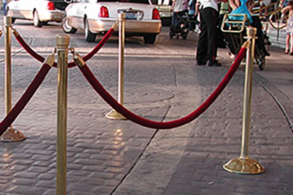 Post And Rope Stanchion Rentals For Parties And Events From Ally Rental