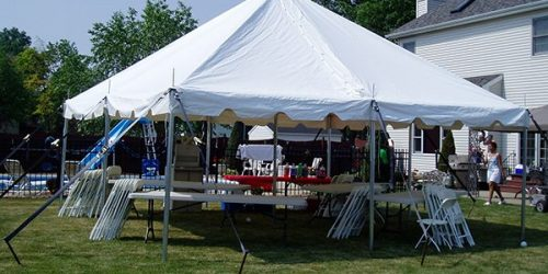 Rent Event Tents From Ally Rental Nationwide