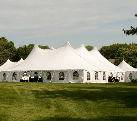 Rent Event Tents for Wedding Events