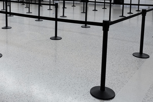 Rent Retractable Belt Stanchions Nationwide From Ally Rental