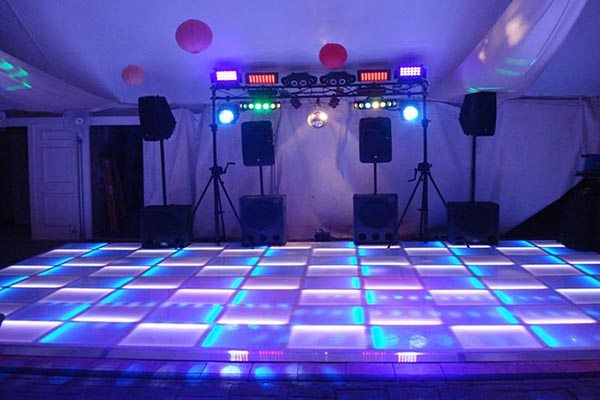 Rent Lighted Dance Flooring Or LED Dance Floors From Ally Rental