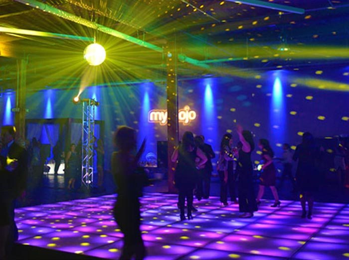 LED Dance Floor Rentals - Rent Lighted Dance Floors From Ally Rental Nationwide