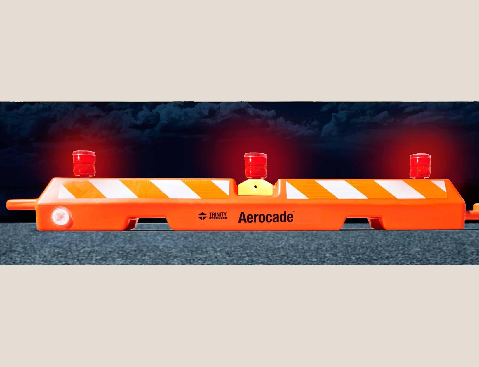 Rent Plastic Jersey Barriers for Airports from Ally Rental