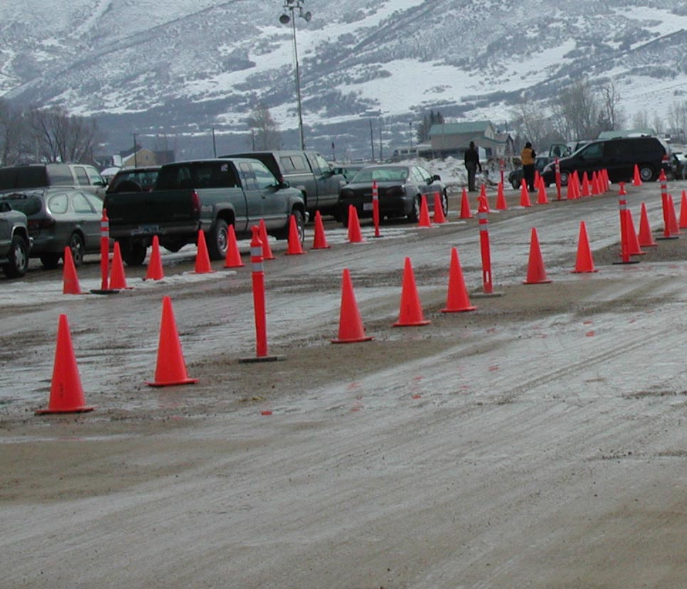 Rent Traffic Cones And Delineator Posts Nationwide From Ally Rental