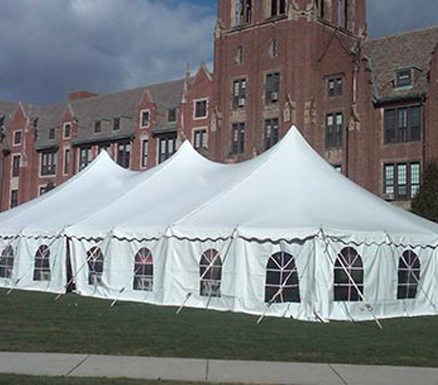 Rent Event Tents for Academic Event Rentals