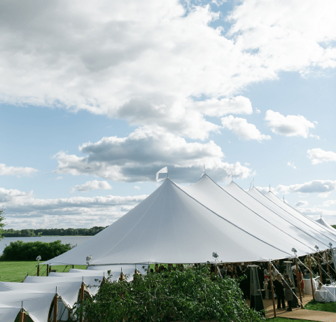 Wedding Tent Rentals from Ally Rental
