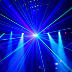 Rent LED Light Shows From Ally Rental To Accent Your LED Dance Flooring